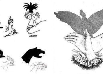 Тіньовий театр: вчимося створювати фігури